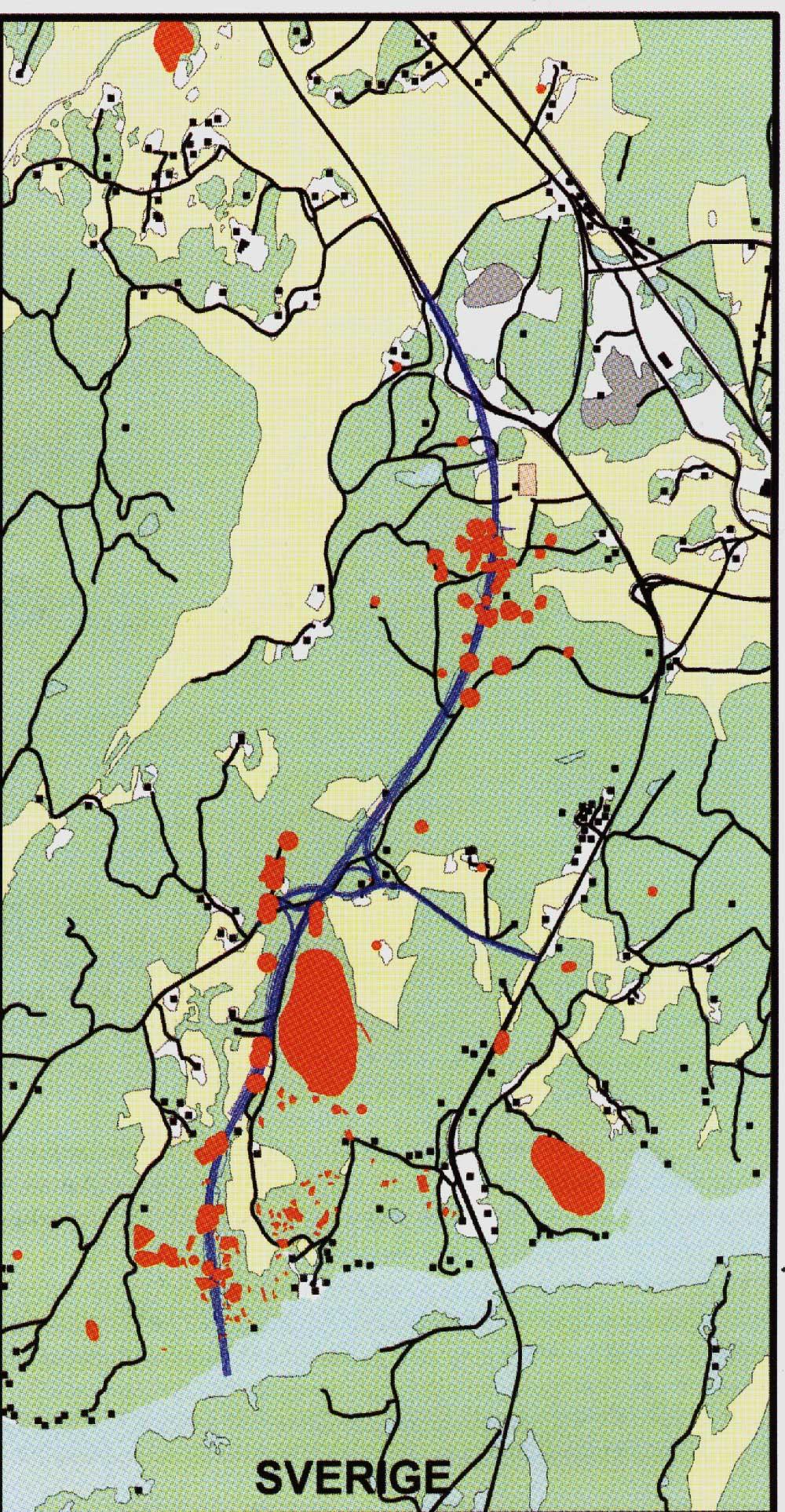 kart over svinesund Svinesund Norsk side kart over svinesund